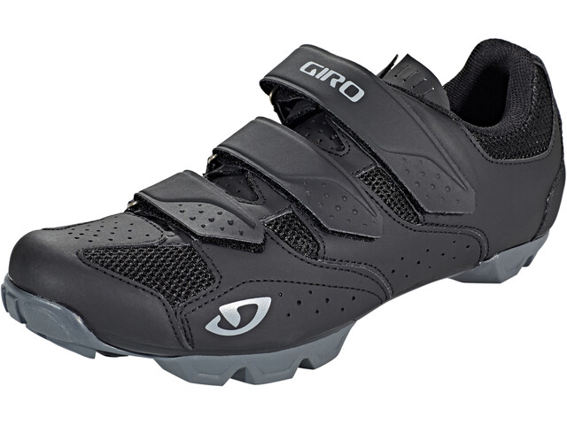 Giro Carbide RII Shoes Herren black charcoal